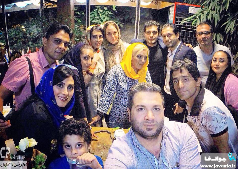 جدید ترین عکس های شهرزاد عبدالمجید