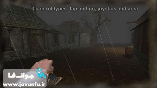 دانلود بازی ترسناک Slender man: Origins IOS