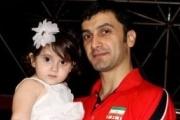 عکس دختر ظریف در فرودگاه تهران