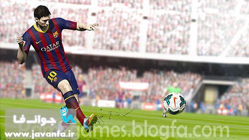 دانلود تریلری از بازی فیفا FIFA 15