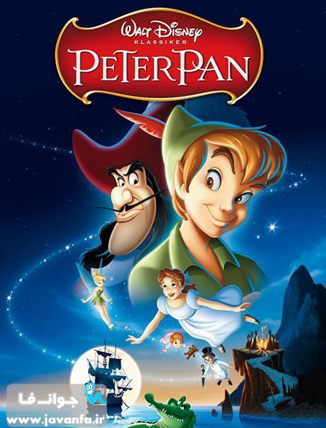 دانلود رایگان انیمیشن قدیمی پیتر پن با دوبله فارسی Peter Pan 1953