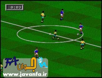 دانلود بازی فوتبال فیفا FIFA 1995 برای PC