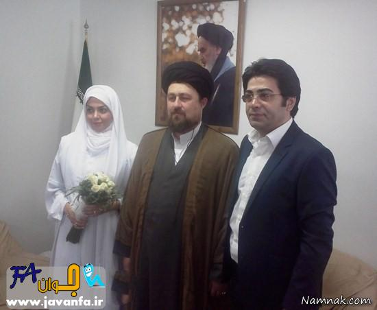 فرزاد حسنی و آزاده نامداری رسما طلاق گرفتند - عکس