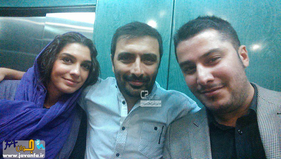 عکس های جدید بازیگران با همسرانشان شهریور 93
