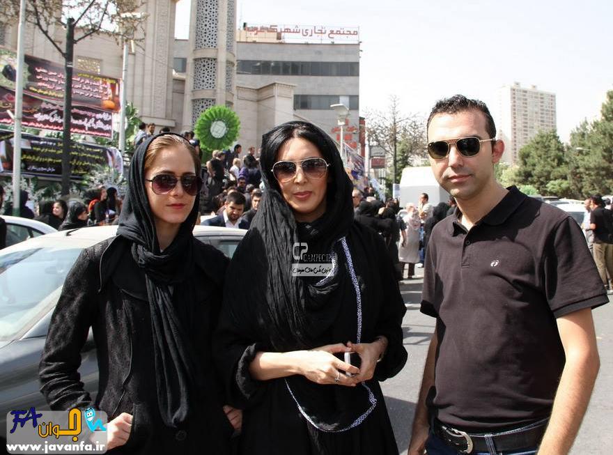 جدید ترین عکس های لیلا بلوکات مرداد و شهریور 93-2014