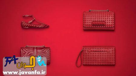 کلکسیون کیف و کفش زنانه 2014 Valentino