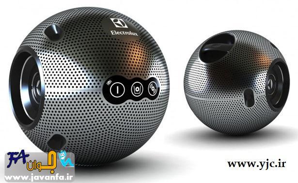 این توپ ماشین لباسشویی آینده است - عکس