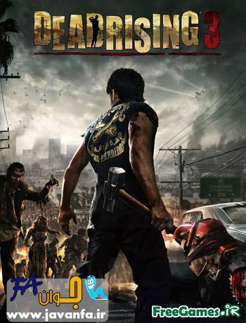 دانلود بازی ظهور مردگان  برای کامپیوتر Dead Rising 3