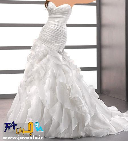 مدل های جدید لباس عروس از برند Midgley