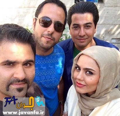 Azadeh Zareie 22sh 1 2 عکس های زیبا و بروز آزاده زارعی