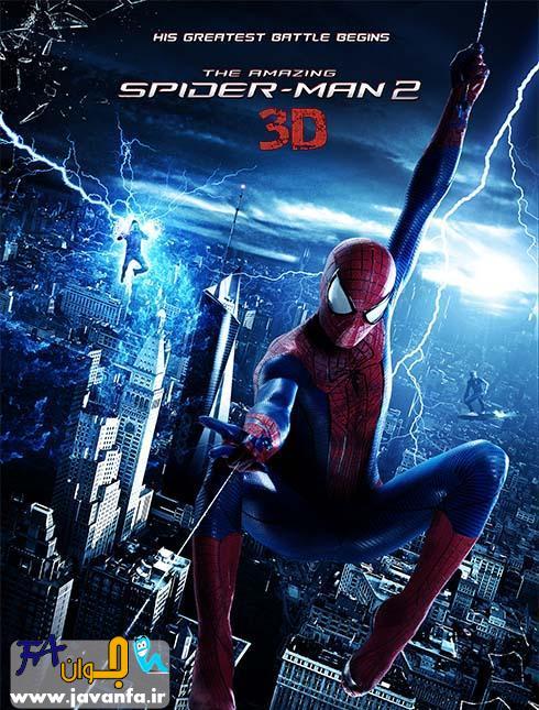 دانلود فیلم سه بعدی مرد عنکبوتی شگفت انگیز ۲-The Amazing Spider-Man 2 3D