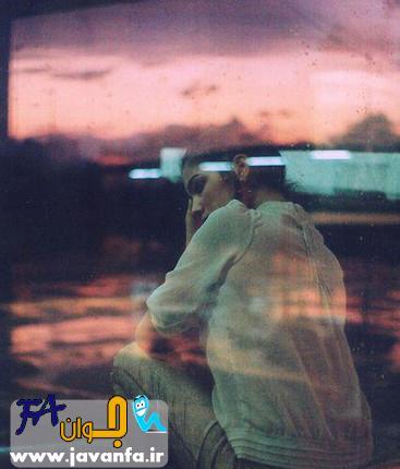 عکس های عاشقانه جدایی از عشق و تنهایی غمگین 93-2014