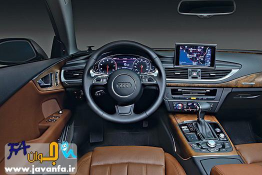 خودروی آئودی به 4G مجهز می شود