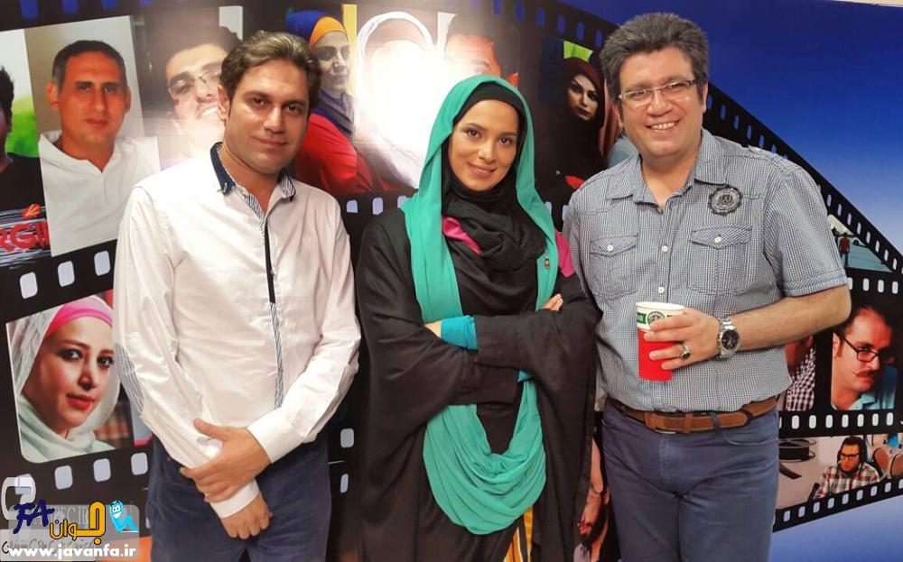 عکس های جدید روشنک عجمیان مهر 93