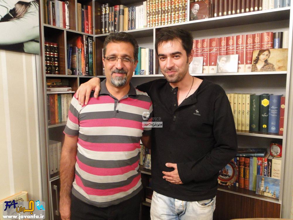عکس های جدید شهاب حسینی مهر 93