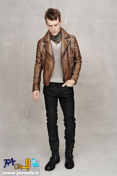 مدل لباس زمستانی مردانه 93-2015 Belstaff