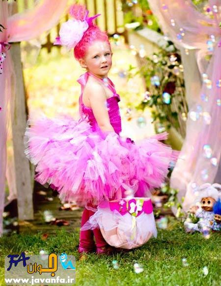 model kids 8 مدل جدید لباس بچه گانه فانتزی