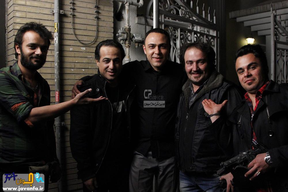 عکس های جدید علیرضا کمالی 93-2014