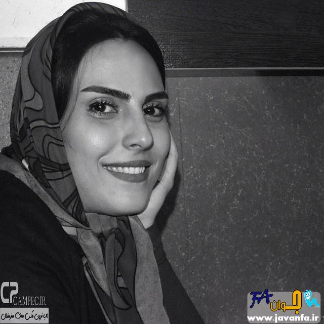 عکس های جدید افتخار سعیدی مجری شبکه آی فیلم