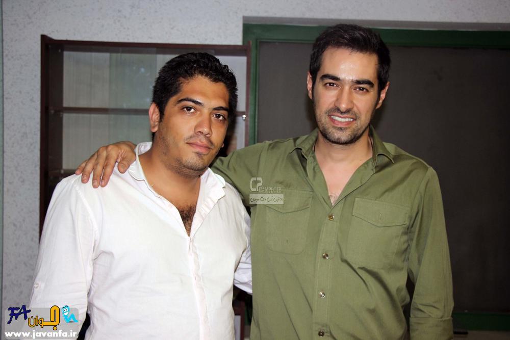 عکس های جدید شهاب حسینی شهریور 93