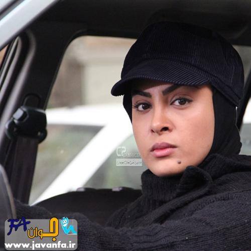 عکس های حدیثه تهرانی بازیگر سریال معراجی ها