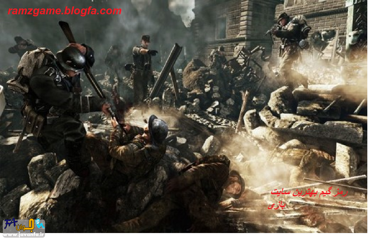 بازی Enemy Front