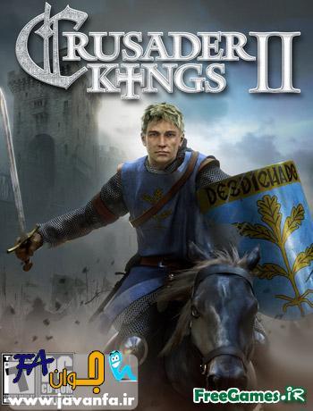 دانلود بازی پادشاهان صلیبی 2 - Crusader Kings II
