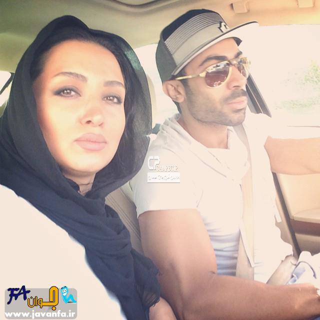 عکس های جدید بازیگران با همسرانشان مهر 93