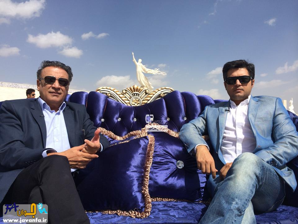تک عکس های جدید بازیگران مرد مهر93