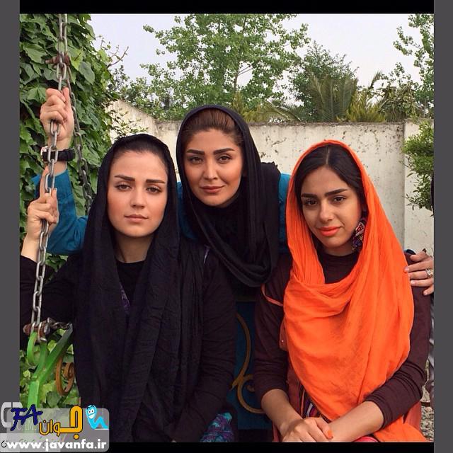 تک عکس های جدید بازیگران زن 93-2014 پاییز