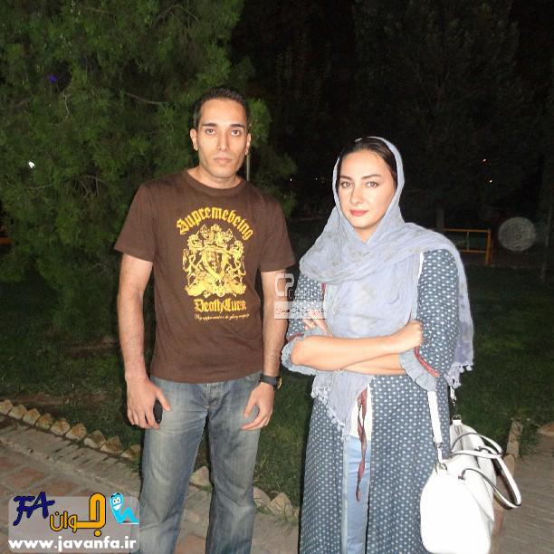 جدید ترین عکس های هانیه توسلی مهر 98