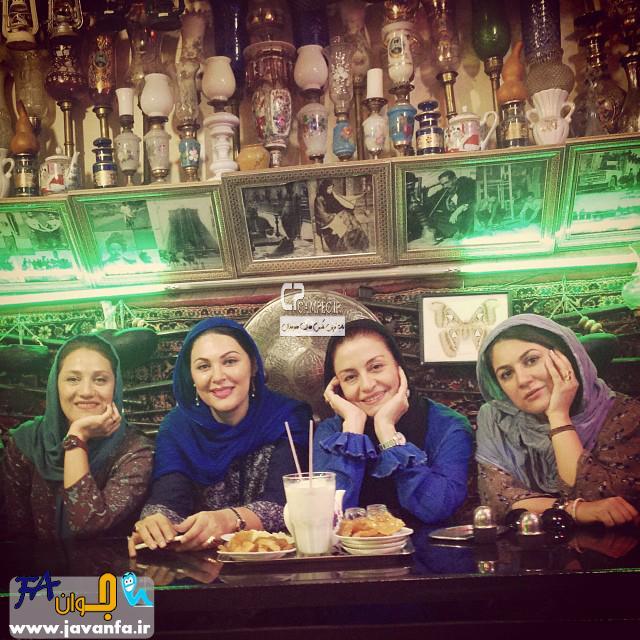 جدید ترین عکس های لاله اسکندری مهر 93