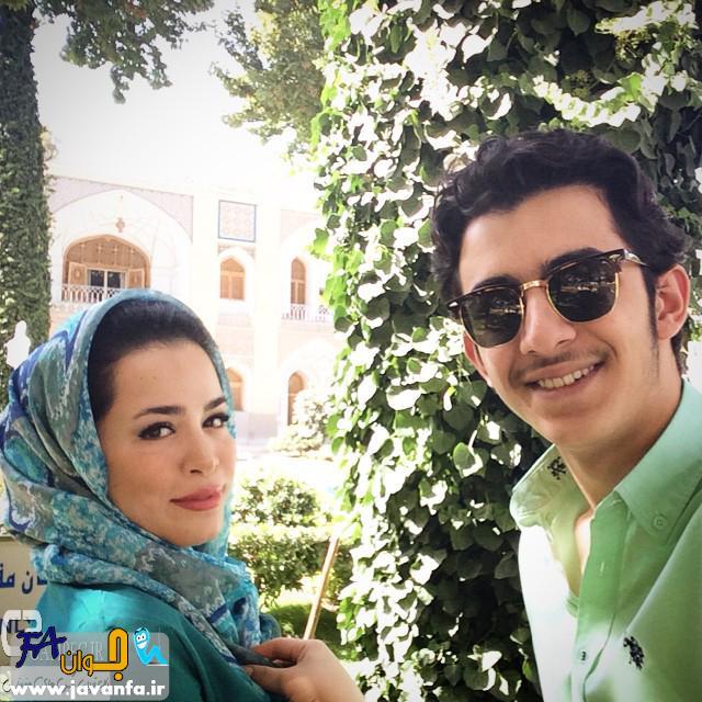 جدید ترین عکس های ملیکا شریفی نیا مهر 93