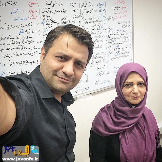 تک عکس های جدید مجریان زن و مرد مهر 93