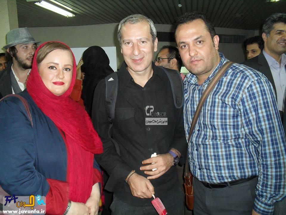 عکس های جدید نعیمه نظام دوست 93 Naemeh Nezam Dost