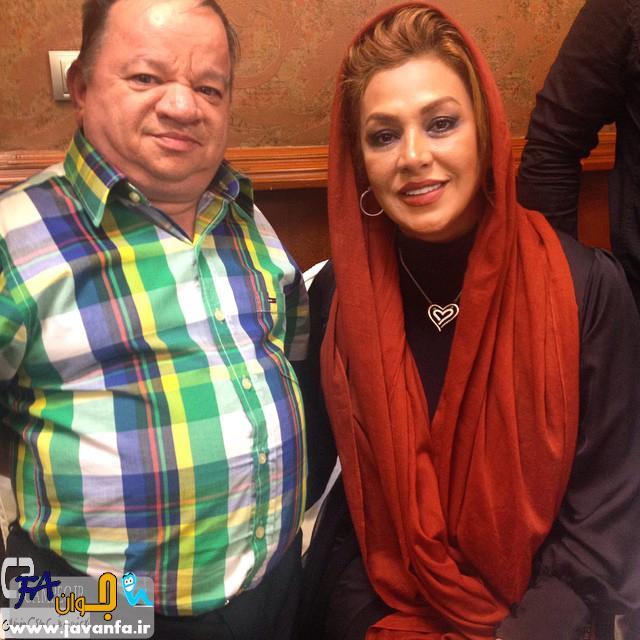 جدید ترین عکس های نسرین مقانلو مهر 93