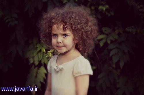 عکس بچه های ناز و دوست داشتنی پسر بچه و دختر بچه 93-2015