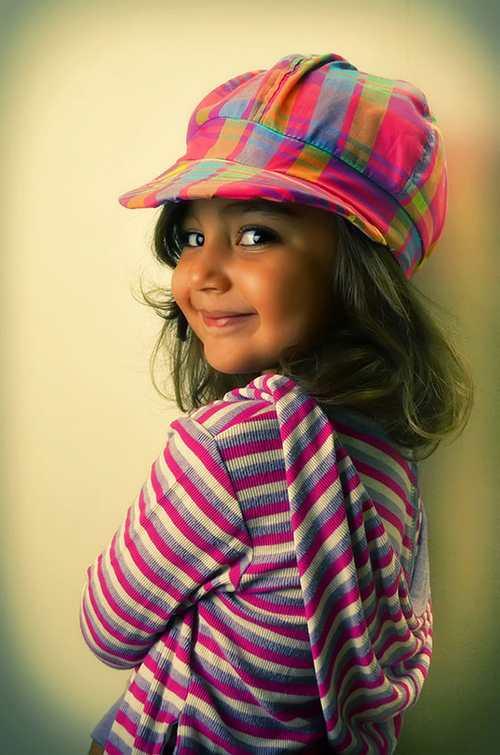 عکس دختر بچه های بامزه و ناز 93-2015
