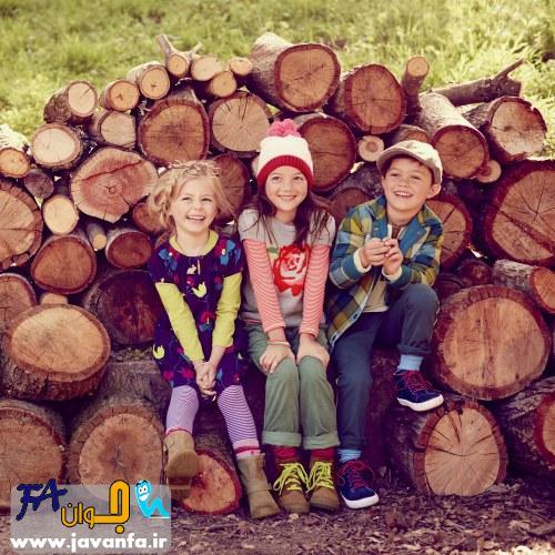 مدل لباس گرم بچه گانه زمستانی و پاییزی 93-2015