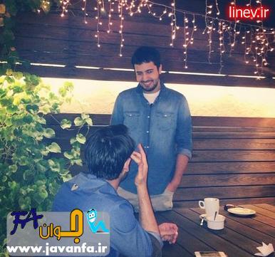Mehrdad Sedighiian 7m 3 2 گالری تصاویر جدید مهرداد صدیقیان