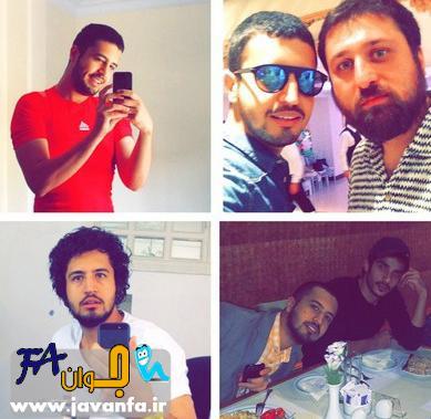 Mehrdad Sedighiian 7m 5 2 گالری تصاویر جدید مهرداد صدیقیان