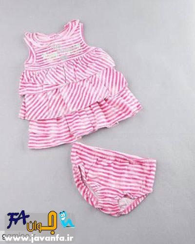 مدل لباس نوزاد دخترانه بچگانه پاییز 93-2015