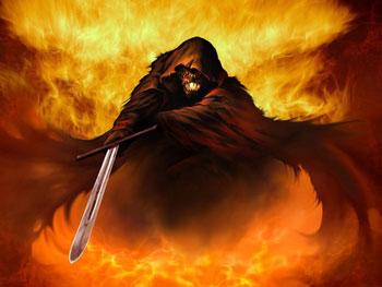 اگر شیطان از آتش است چگونه در آتش خواهد سوخت ؟