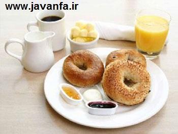 ۹ توصیهی صبحانه ای برای لاغری