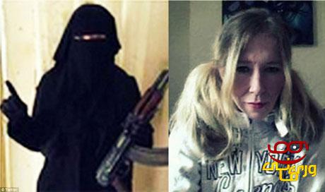 خواننده زن مشهور به داعش