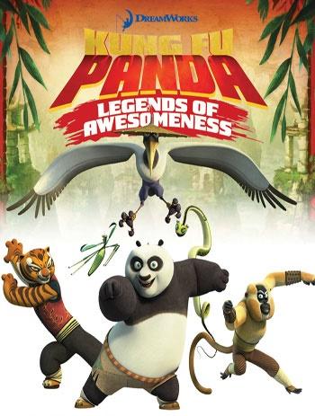 دانلود فصل سوم انیمیشن پاندای کونگ فو کار – Kung Fu Panda: Legends of Awesomeness Season 3