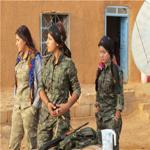 کوبانی ، کرد ، زنان ، داعش ، زنان داعش ، رنان ضد داعش ، اخبار داعش ،