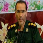 سرهنگ جلیل وحیدی معاون هماهنگ كننده سپاه شهدا