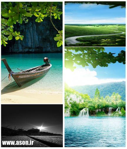 این مجموعه والپیپر / عکس پس زمینه تشکیل شده از 13 عکس فوق العاده کیفیت بالا 1080x1920 و موضوع گوناگو