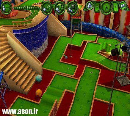 دانلود بازی کامپیوتری گلف